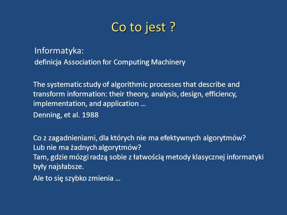 CI: inspiracje 4 Teorii informacji: maksymalizacji entropii, wartości oczekiwanych, informacji wzajemnej...