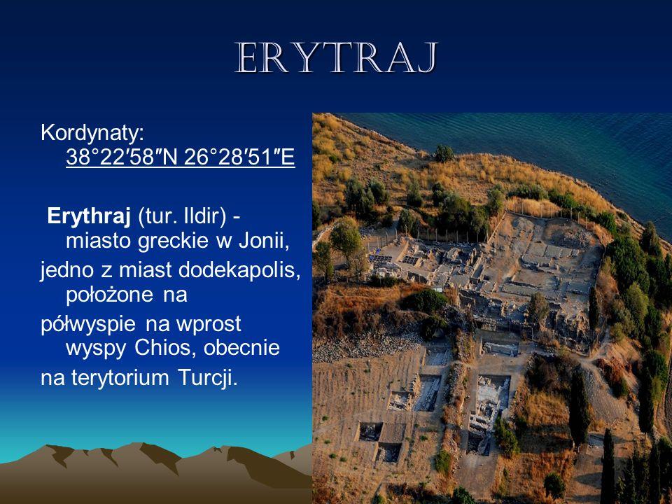 Panionion Kordynaty: 37°42′14″N 27°19′48″E Panionion (Πανιόνιον) był centralnym sanktuarium K onfederacji Jońskiego, do której,prawdopodobnie w 7 wieku pne.