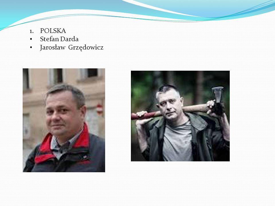 1.POLSKA Stefan Darda Jarosław Grzędowicz