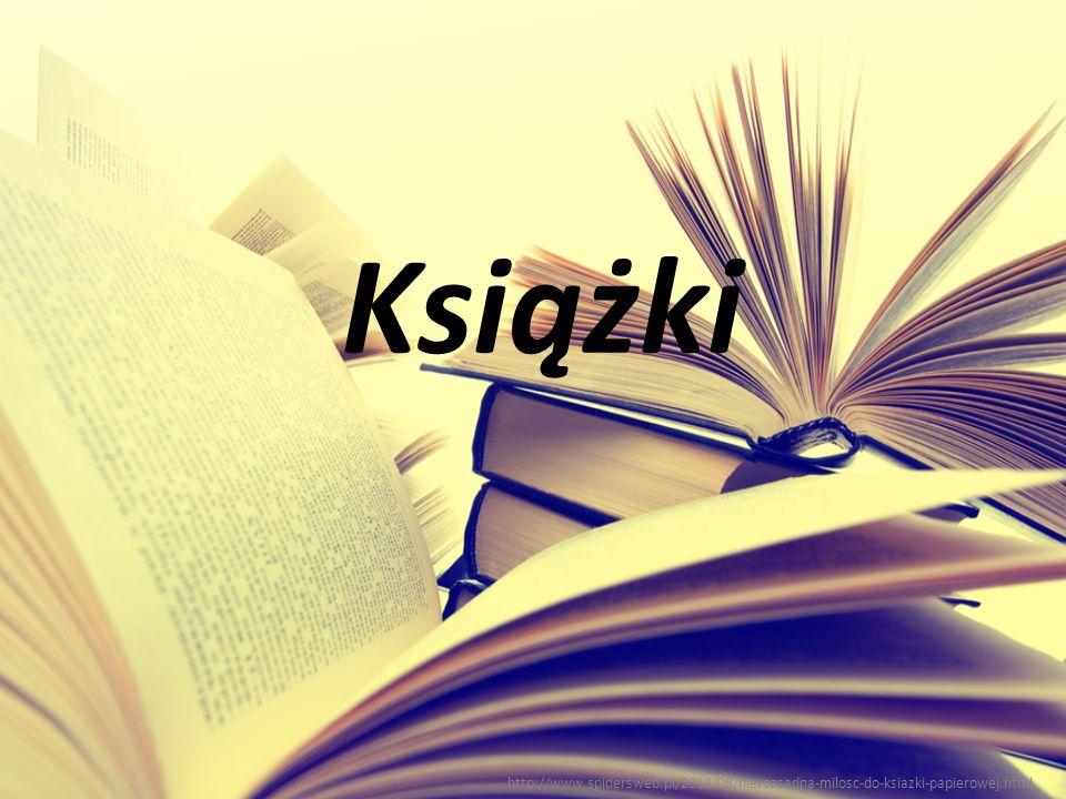 Książki http://www.spidersweb.pl/2013/08/nierozsadna-milosc-do-ksiazki-papierowej.html