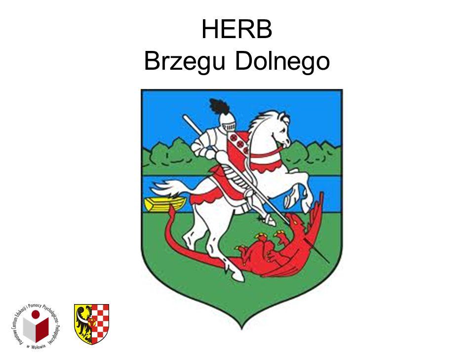HERB Brzegu Dolnego