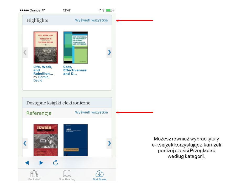Dotknij linku Zapis do pliku (Offline) przy tytule, aby pobrać książkę elektroniczną na Twoje urządzenie.