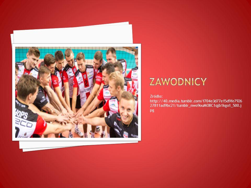 Źródło: www.assecoresovia.pl/pl/druzyna/nasza-druzyna/