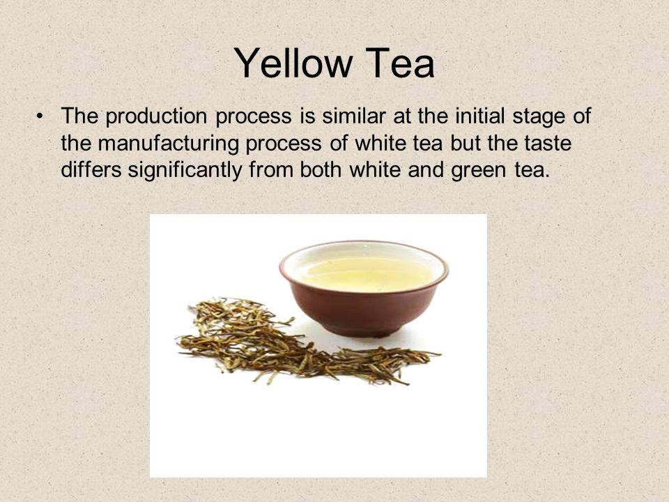 Pu-erh Tea Pu-erh tea is red tea, which goes further fermentation and aging.