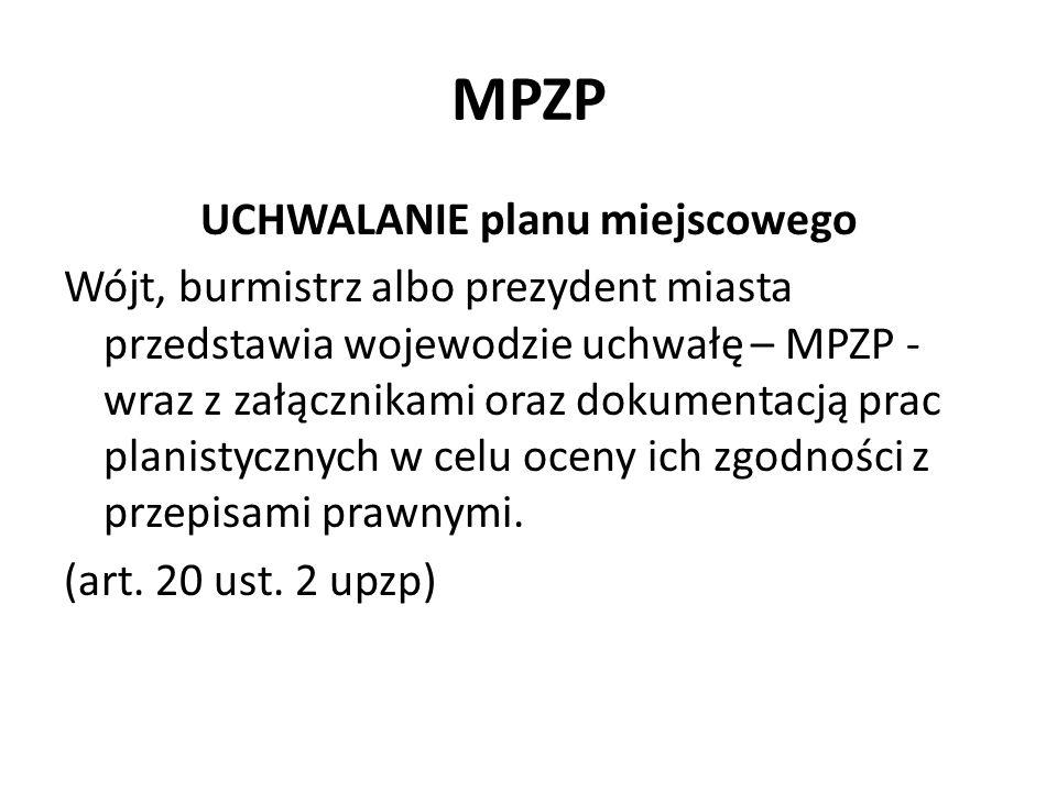 MPZP Koszty sporządzenia planu miejscowego Zasada – Koszty sporządzenia planu miejscowego obciążają budżet gminy (art.