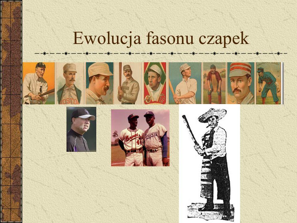 Ewolucja fasonu czapek