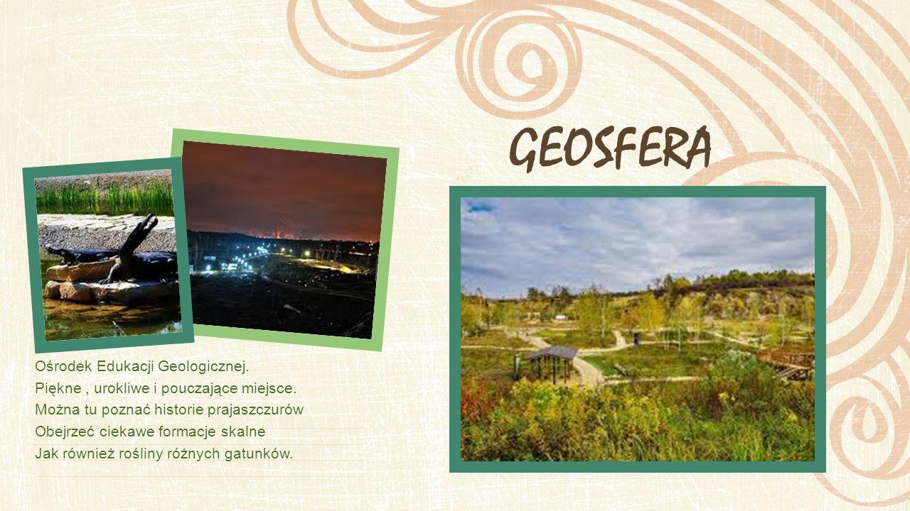 Ośrodek Edukacji Geologicznej.Piękne, urokliwe i pouczające miejsce.