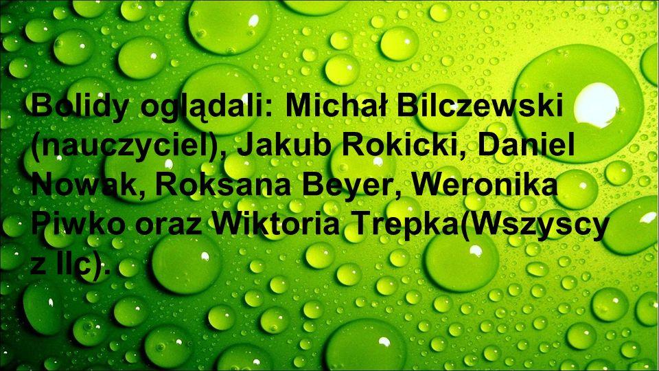 Prowadzący O greenpower opowiadał nam Łukasz Grabowski, doktorant na Wydziale Mechaniczno- Technologicznym.