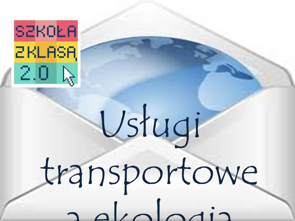 Usługi transportowe a ekologia