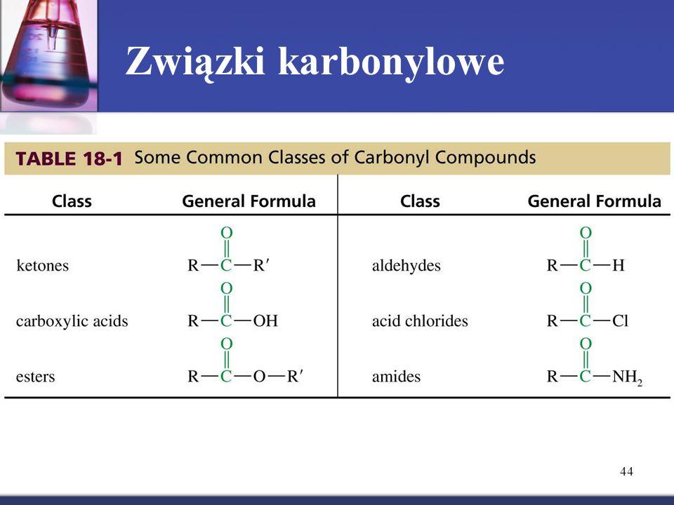 44 Związki karbonylowe