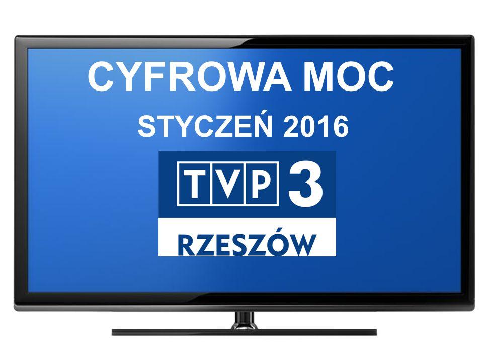 CYFROWA MOC STYCZEŃ 2016