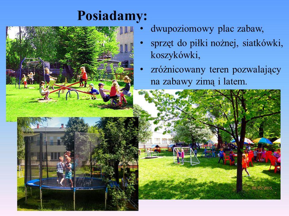 Jesteśmy w sieci Wszelkie informacje na temat działań naszego przedszkola są na bieżąco zamieszczane na stronie www.przedszkole13radom.pl