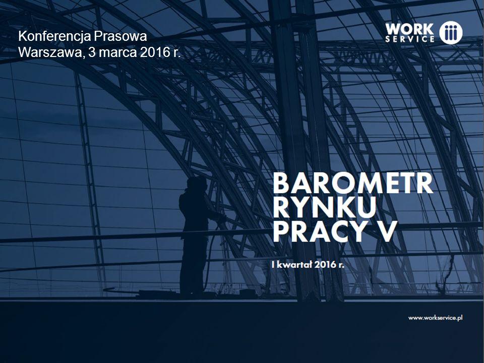 Konferencja Prasowa Warszawa, 3 marca 2016 r.
