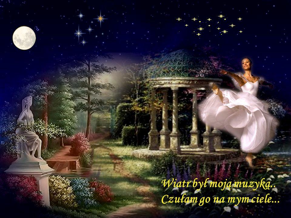 Wśród gwiazd ubrana w Twoje słowa.. Pełna energii... czułam się piękna i młoda
