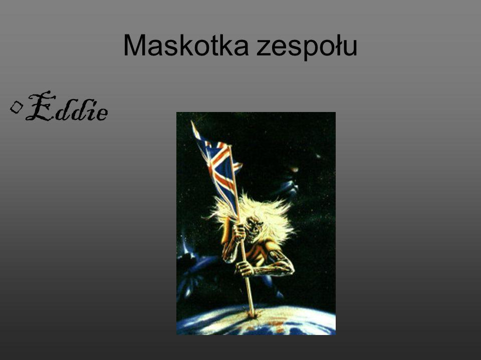 Maskotka zespołu Eddie