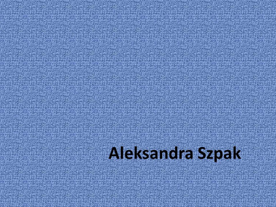 Aleksandra Szpak