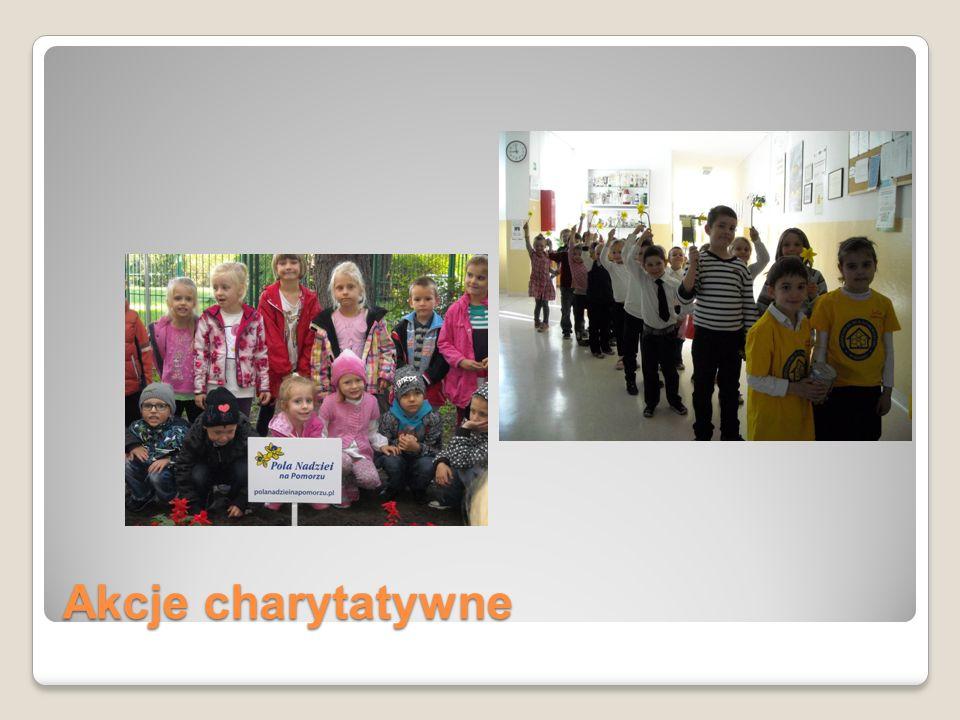 Akcje charytatywne