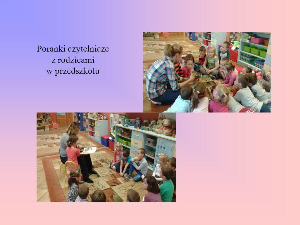 Efekty współpracy z Miejską Biblioteką Publiczną Galeria Książki w Oświęcimiu w ramach realizacji programu: Dzieci znają funkcję i przeznaczenie instytucji, potrafią się kulturalnie zachować w bibliotece.