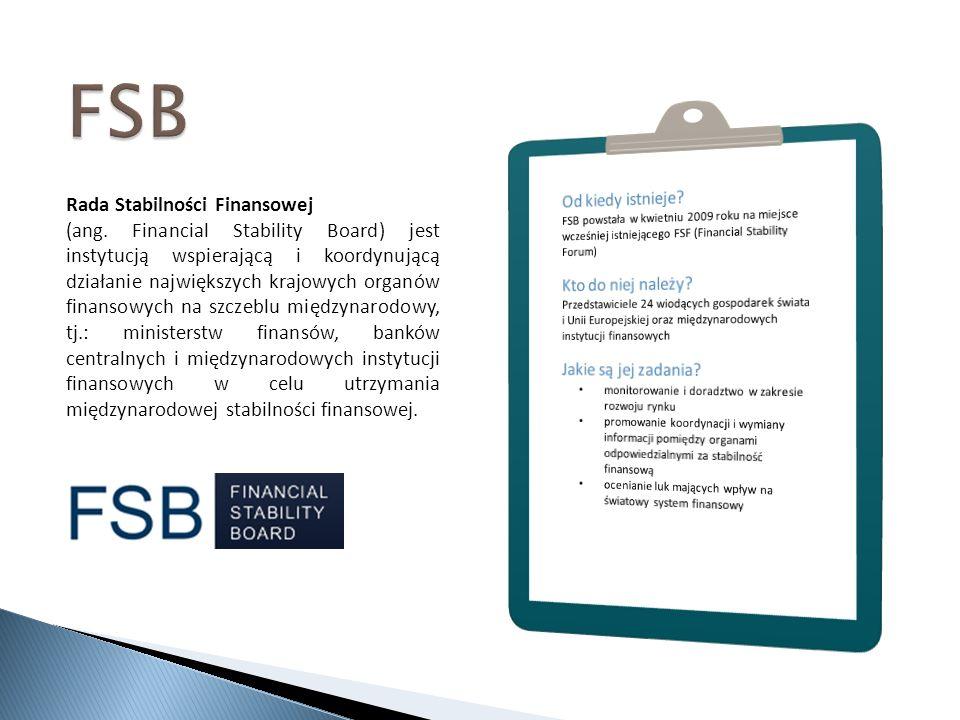 Rada Stabilności Finansowej (ang.