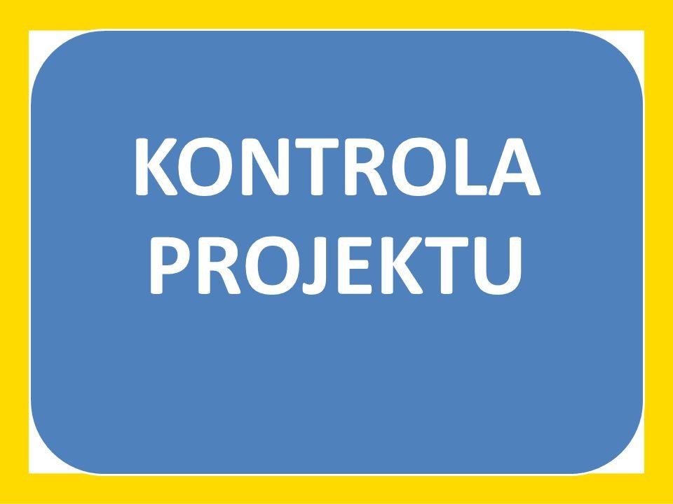 w trakcie realizacji projektu; na zakończenie realizacji projektu; po zakończeniu projektu (kontrola trwałości); inne kontrole – realizowane na podstawie odrębnych przepisów bezpośrednio przez m.in.