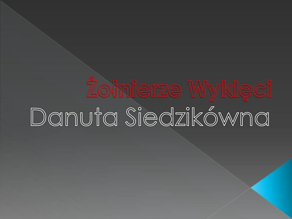"Danuta Siedzikówna ps.""Inka (ur."