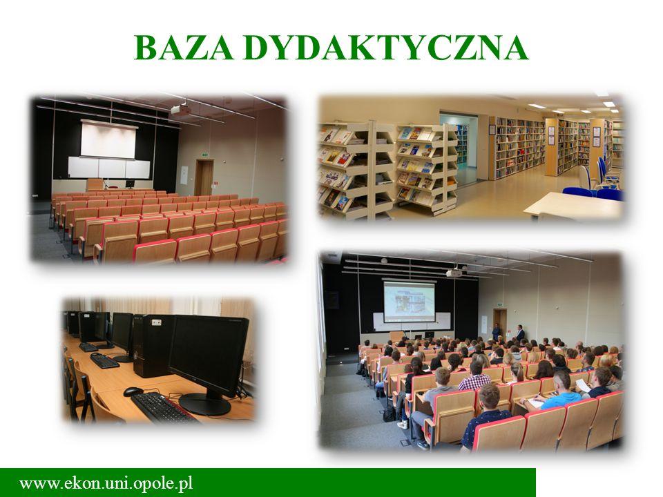 BAZA DYDAKTYCZNA www.ekon.uni.opole.pl