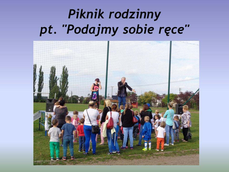 Piknik rodzinny pt.