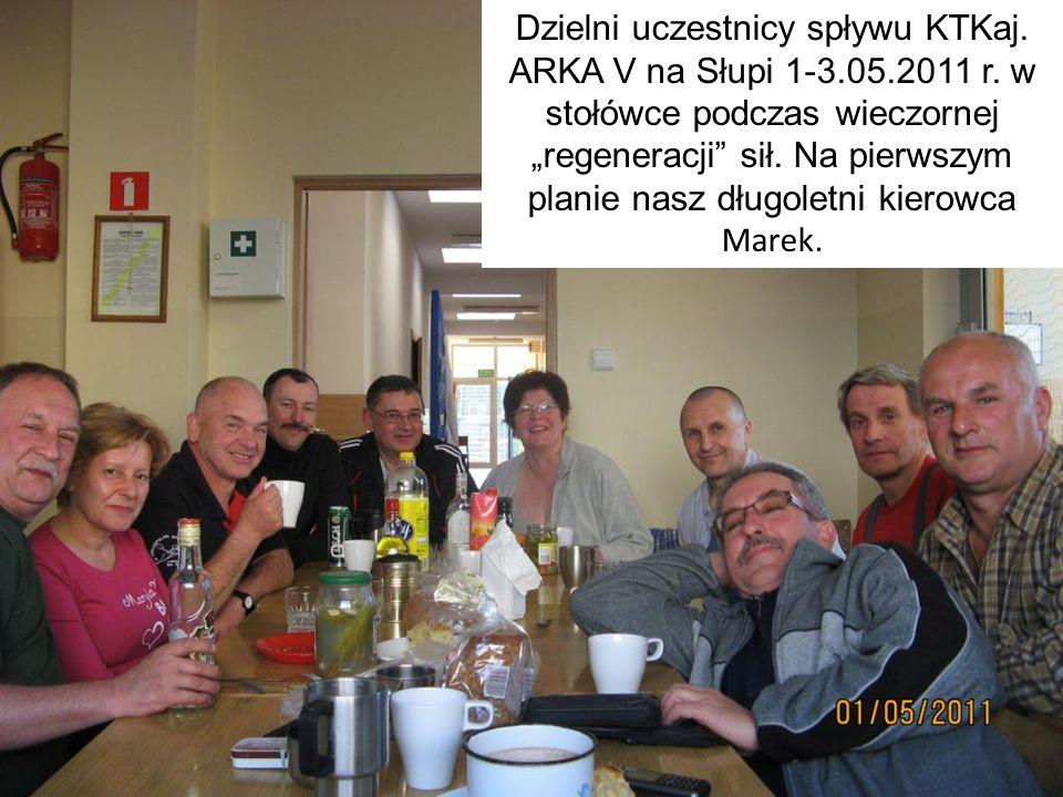 Drugi dzień spływu ( 02.05 ) rozpoczynamy w Soszycy wpływając na teren Parku Krajobrazowego Dolina Słupi.