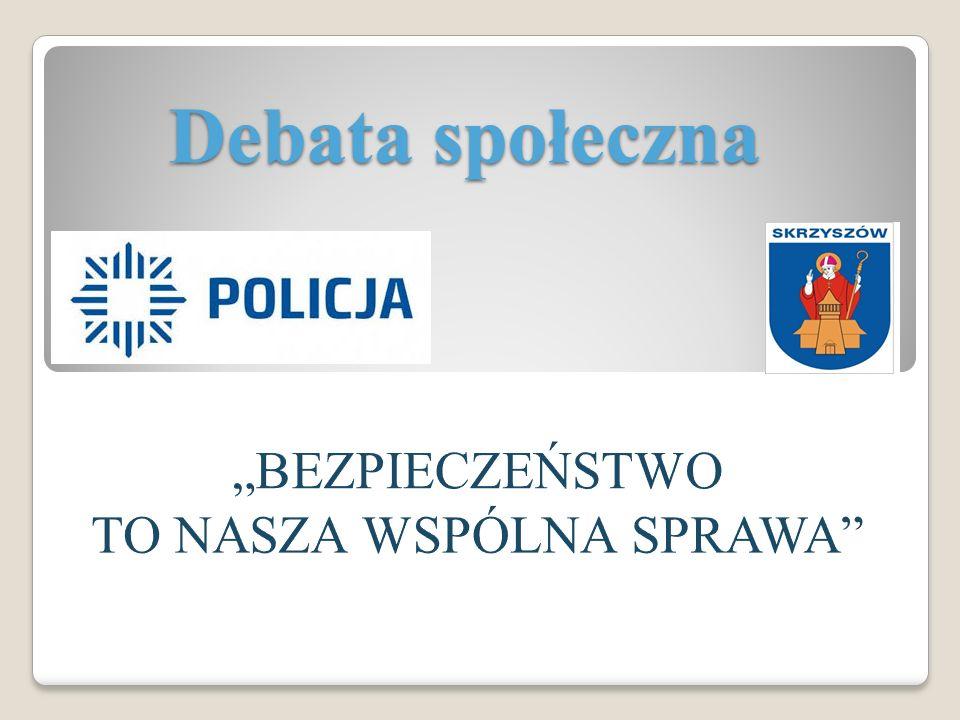 Komisariat Policji Tarnów Centrum Wydział Prewencji 2016