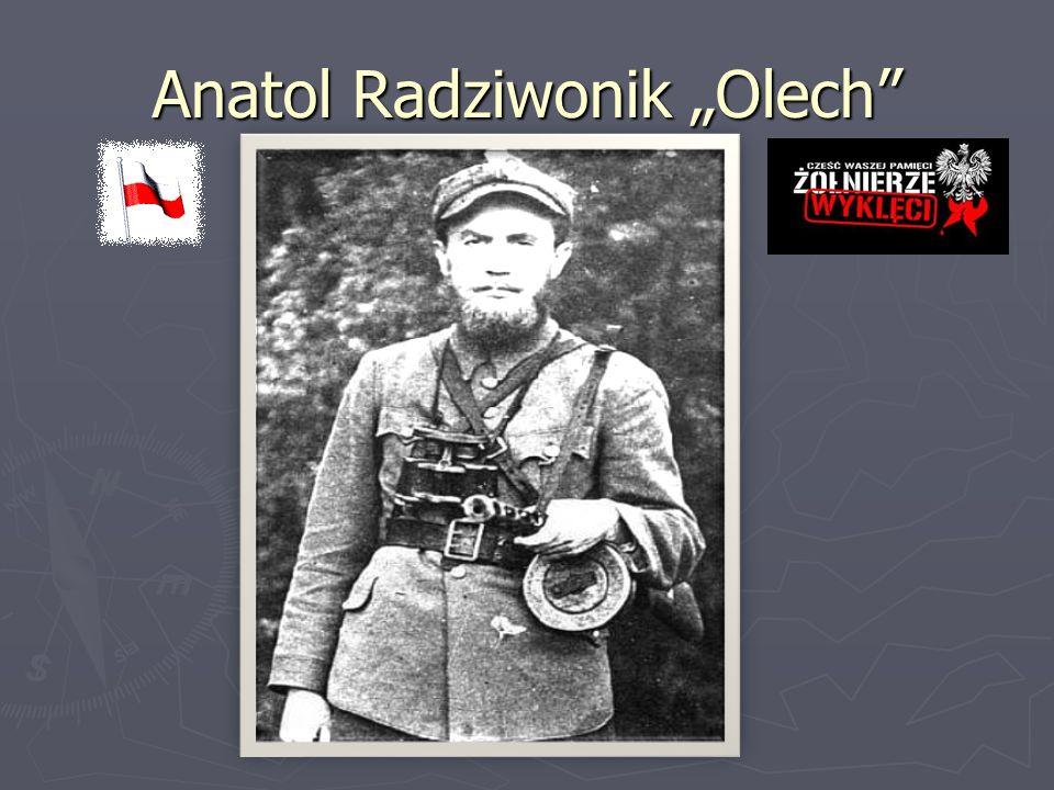 """Anatol Radziwonik """"Olech"""""""