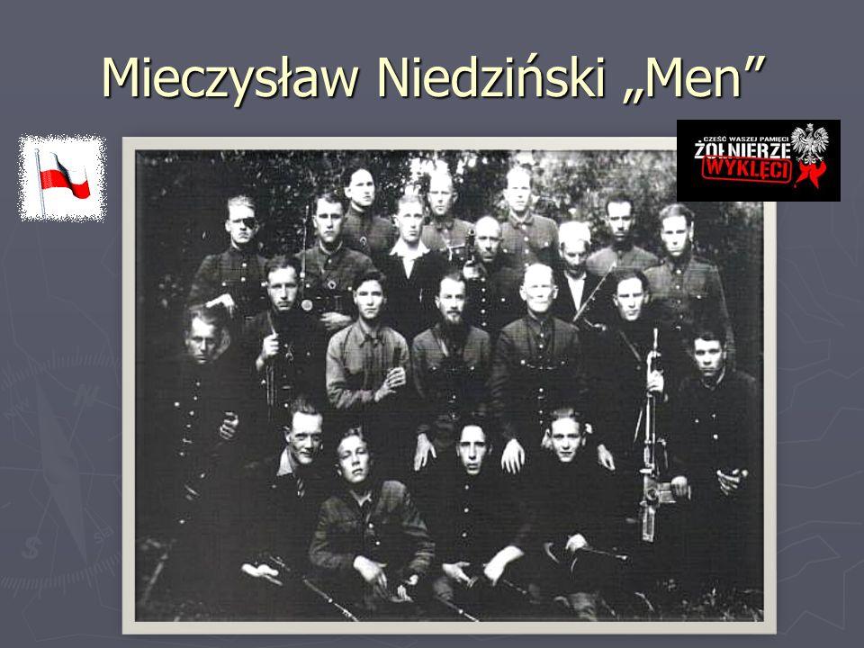 """Mieczysław Niedziński """"Men"""""""