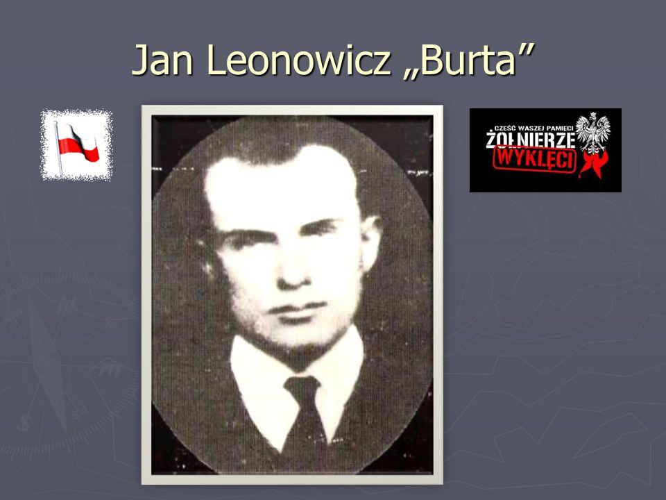 "Jan Leonowicz ""Burta"""
