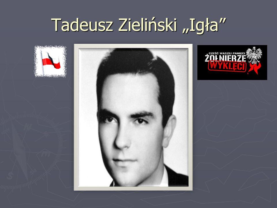"""Tadeusz Zieliński """"Igła"""""""