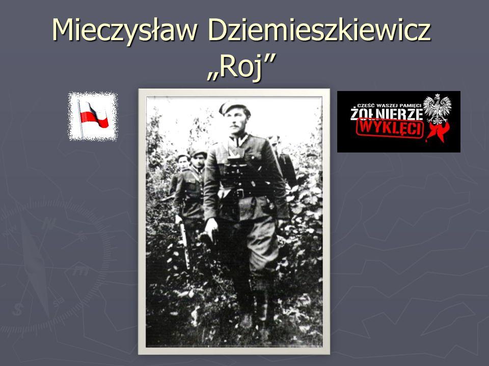 """Mieczysław Dziemieszkiewicz """"Roj"""""""