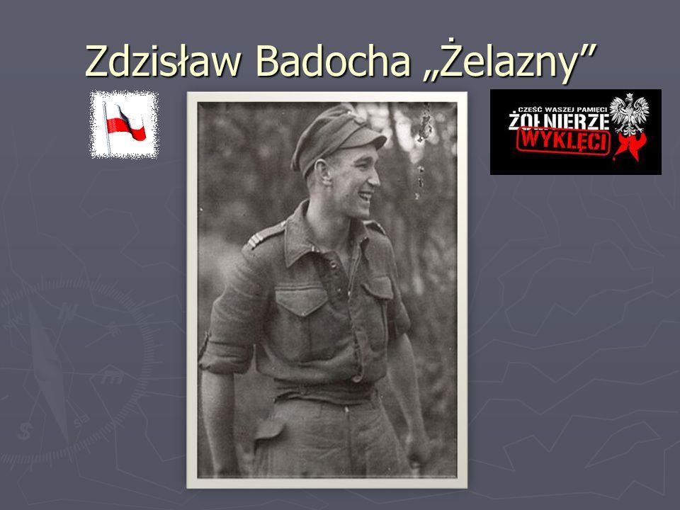 """Zdzisław Badocha """"Żelazny"""""""