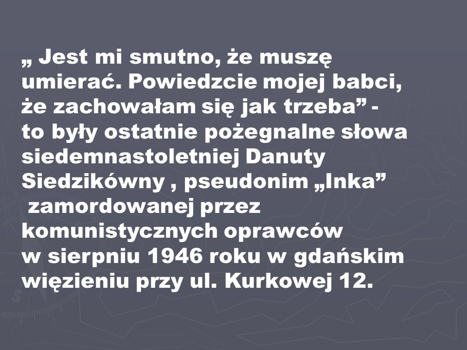 "Henryk Flame ""Bartek"