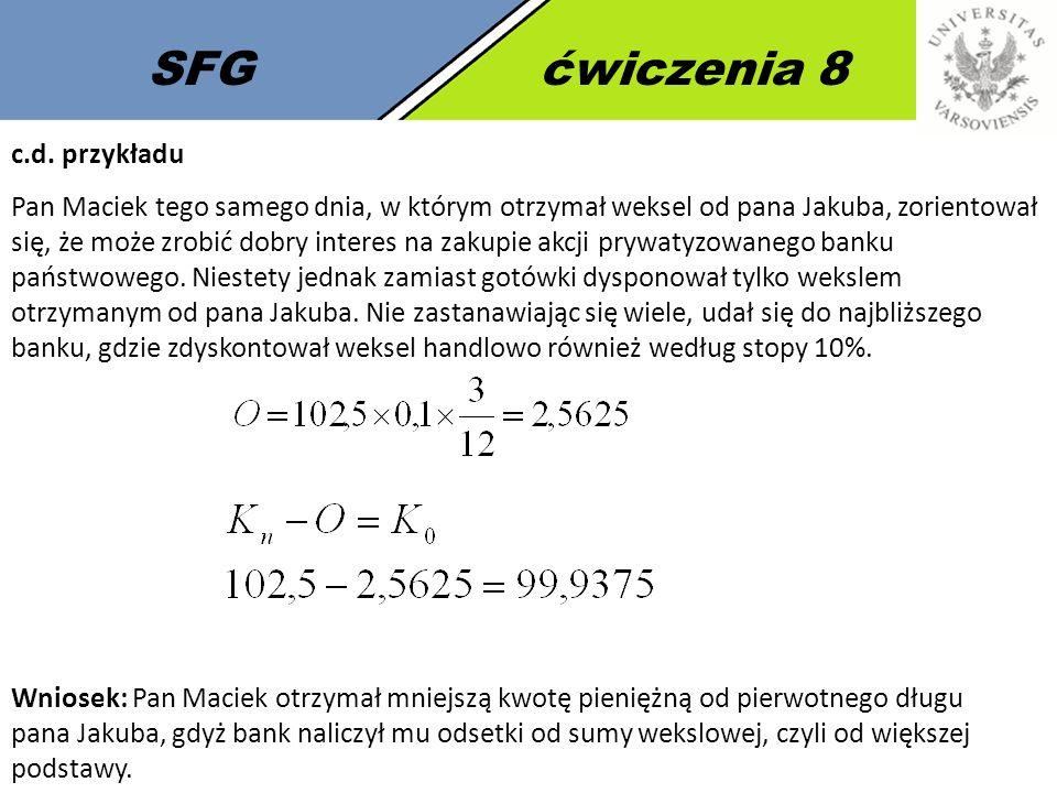 SFGćwiczenia 8 c.d.