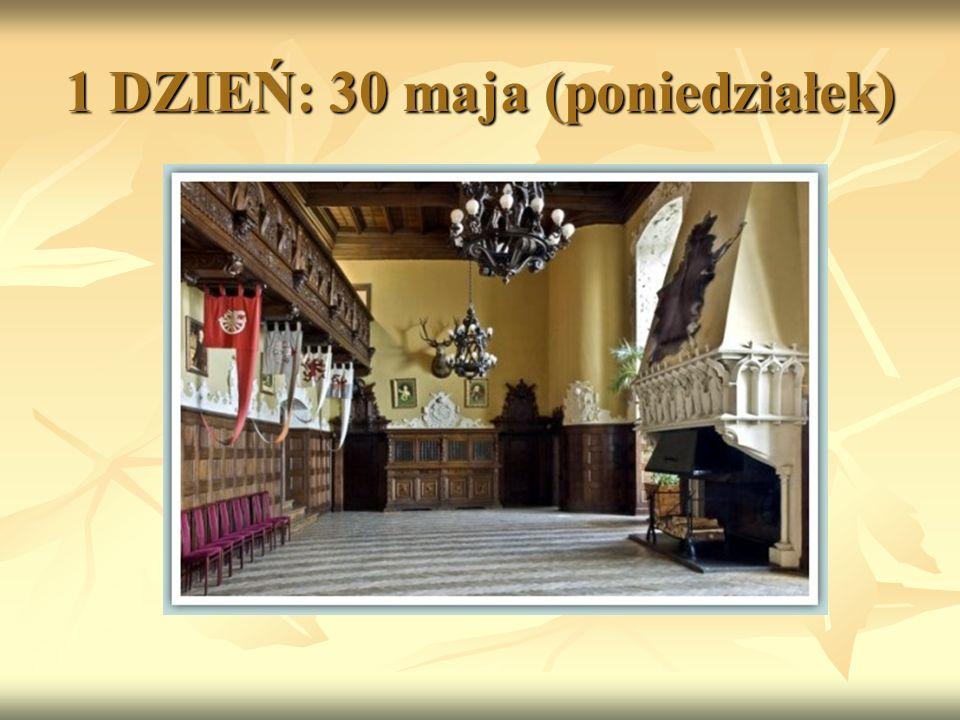 4 DZIEŃ: 2 czerwca (czwartek) Kościół Pokoju to – największy barokowy drewniany kościół Europy.