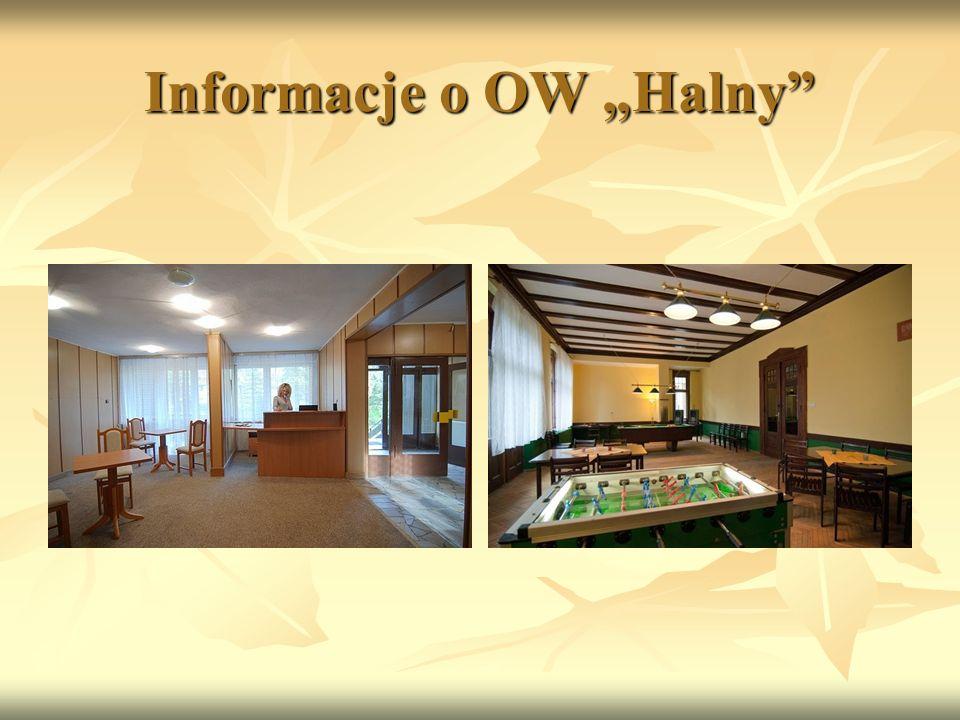 """Informacje o OW """"Halny"""