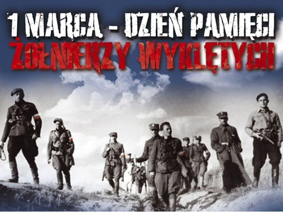 """Dopiero 3 lutego 2011 roku Sejm uchwalił ustawę o ustanowieniu dnia 1 marca Narodowym Dniem Pamięci Żołnierzy Wyklętych. """"Narodowy Dzień Pamięci Żołni"""