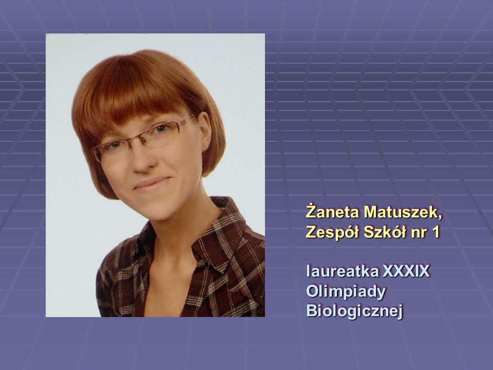Łukasz Magiera, Zespół Szkół nr 2 finalista Olimpiady Wiedzy Ekonomicznej