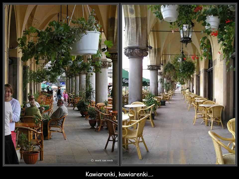 Cafe Camelot w uroczym Zaułku Niewiernego Tomasza