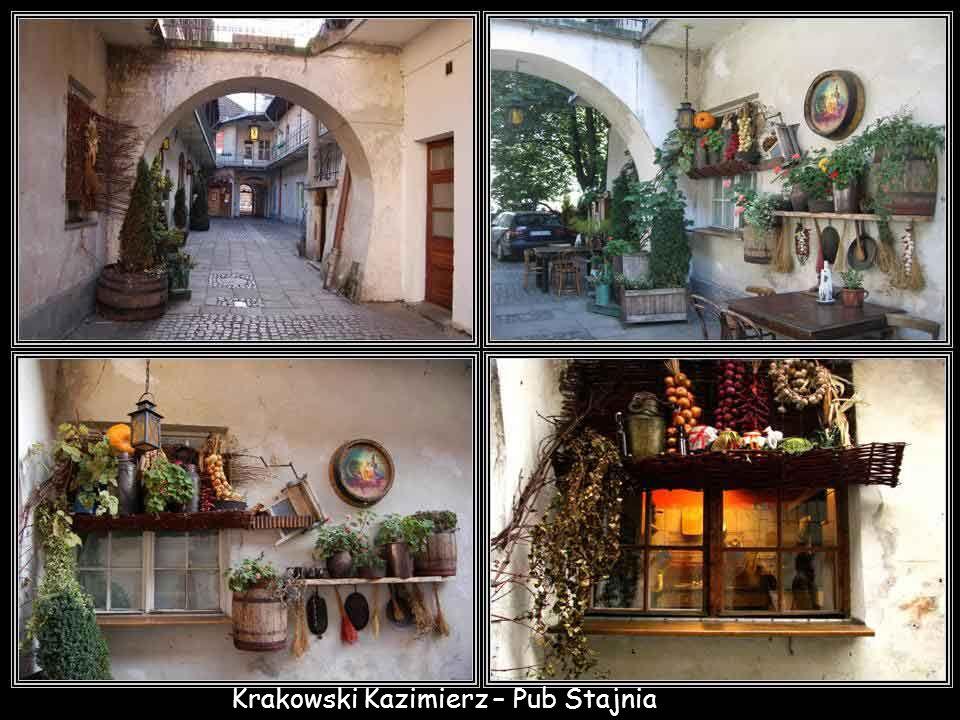 Krakowski Kazimierz – Pub Stajnia