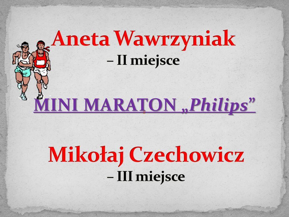 """MINI MARATON """"Philips"""""""