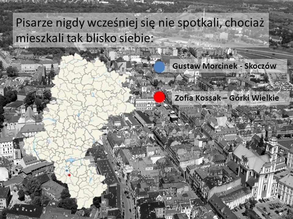 Gustaw Morcinek zmarł w 1963 roku.Zofia bardzo to przeżyła.