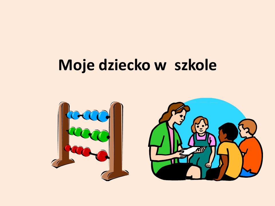 Dziecko w oddziale przedszkolnym przygotowuje się do nauki czytania, pisania i edukacji matematycznej Uczeń w klasie I uczy się czytania, pisania, matematyki, przyrody.