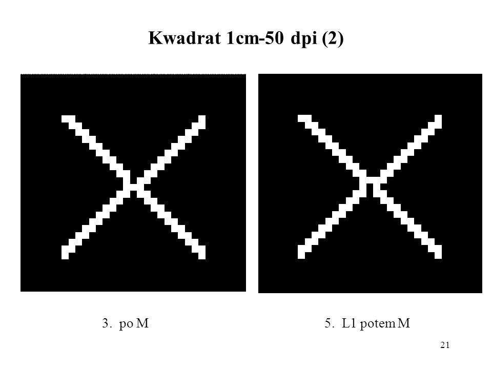 21 Kwadrat 1cm-50 dpi (2) 5. L1 potem M3. po M