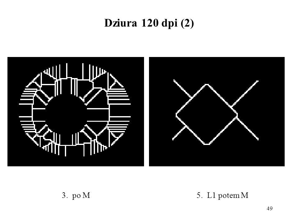 49 Dziura 120 dpi (2) 5. L1 potem M3. po M