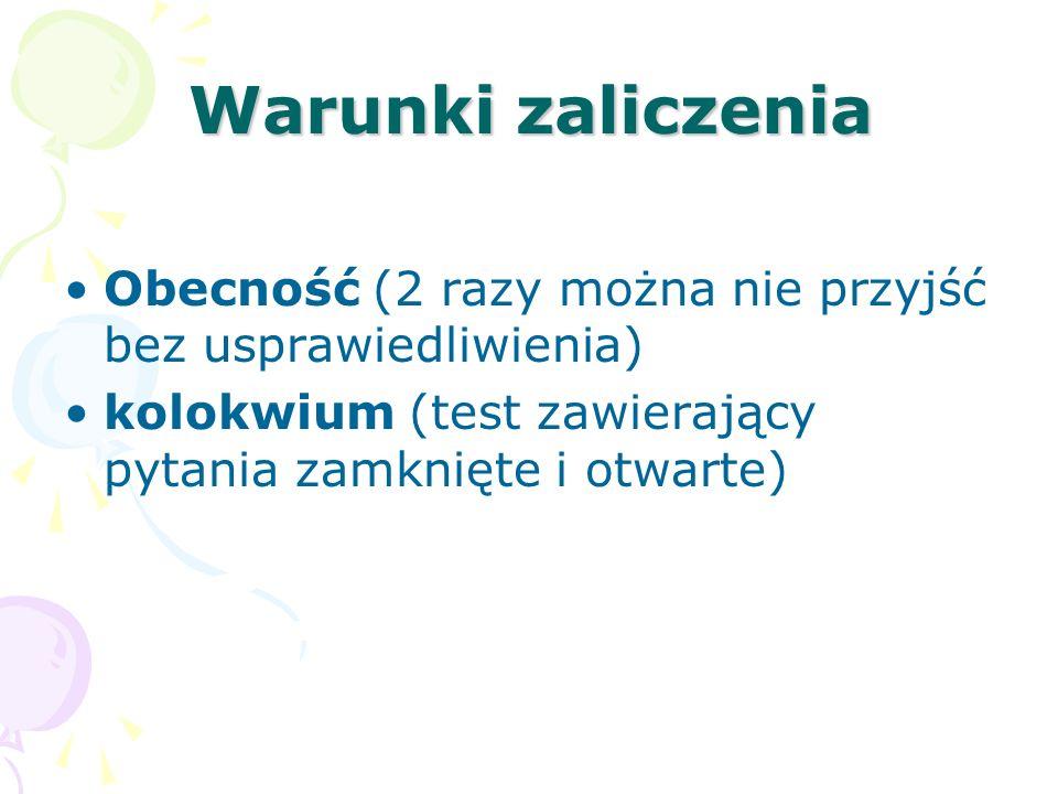 Literatura – pozycje podstawowe S.Kaczmarczyk: Badania marketingowe.