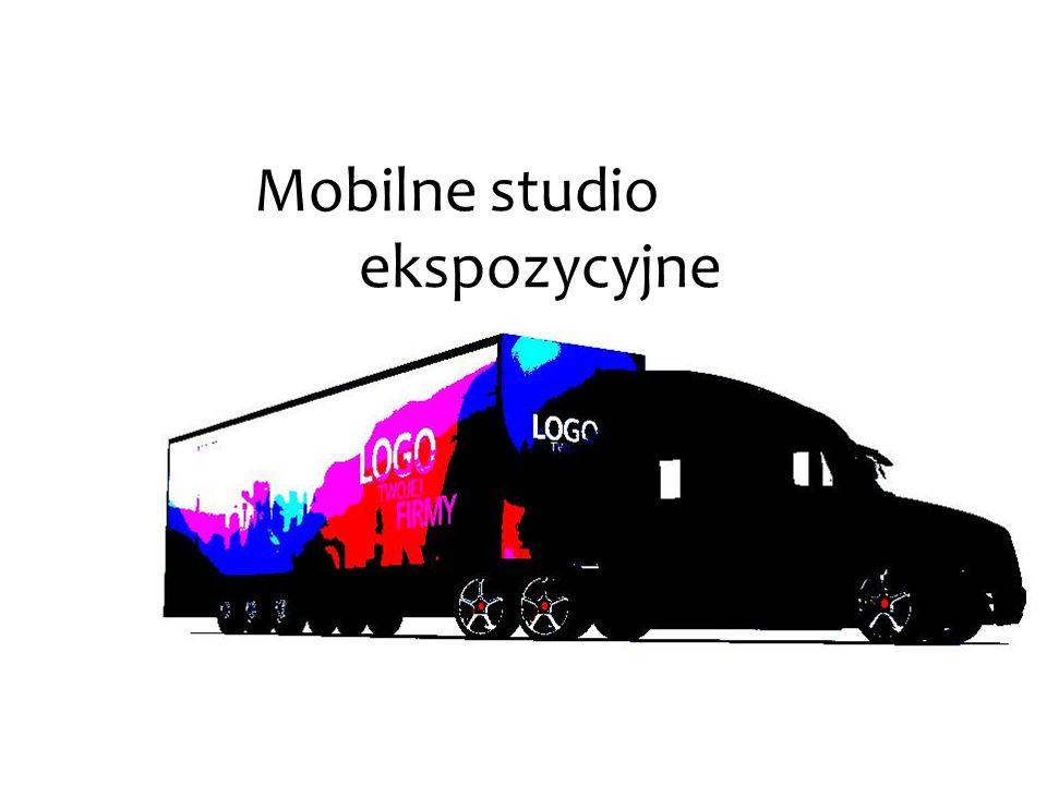 Mobilne studio ekspozycyjne